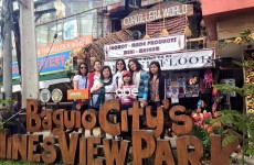 Company Outing – Baguio City – March 2015